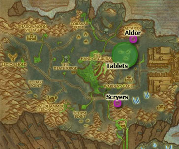 Black Temple Attunement World Of Warcraft Wiki